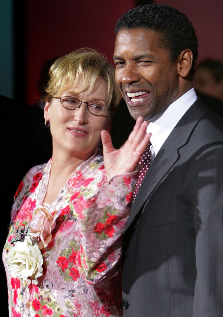 Katie Couric Says Denzel Washington Left Her 'Shaken' After 'Uncomfortable' Interview