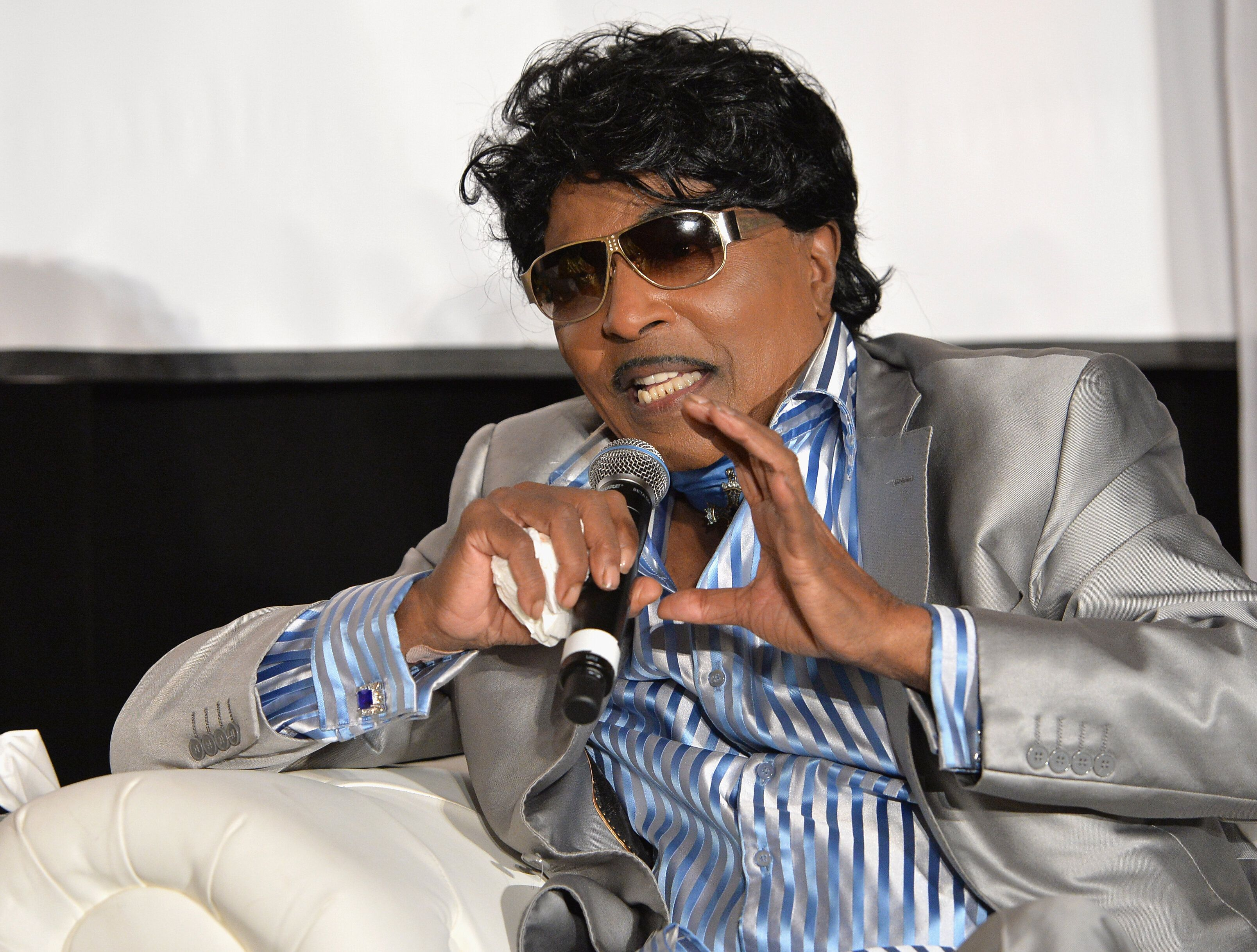 Little Richard, Founding Father Of Rock 'N' Roll, Dies At 87