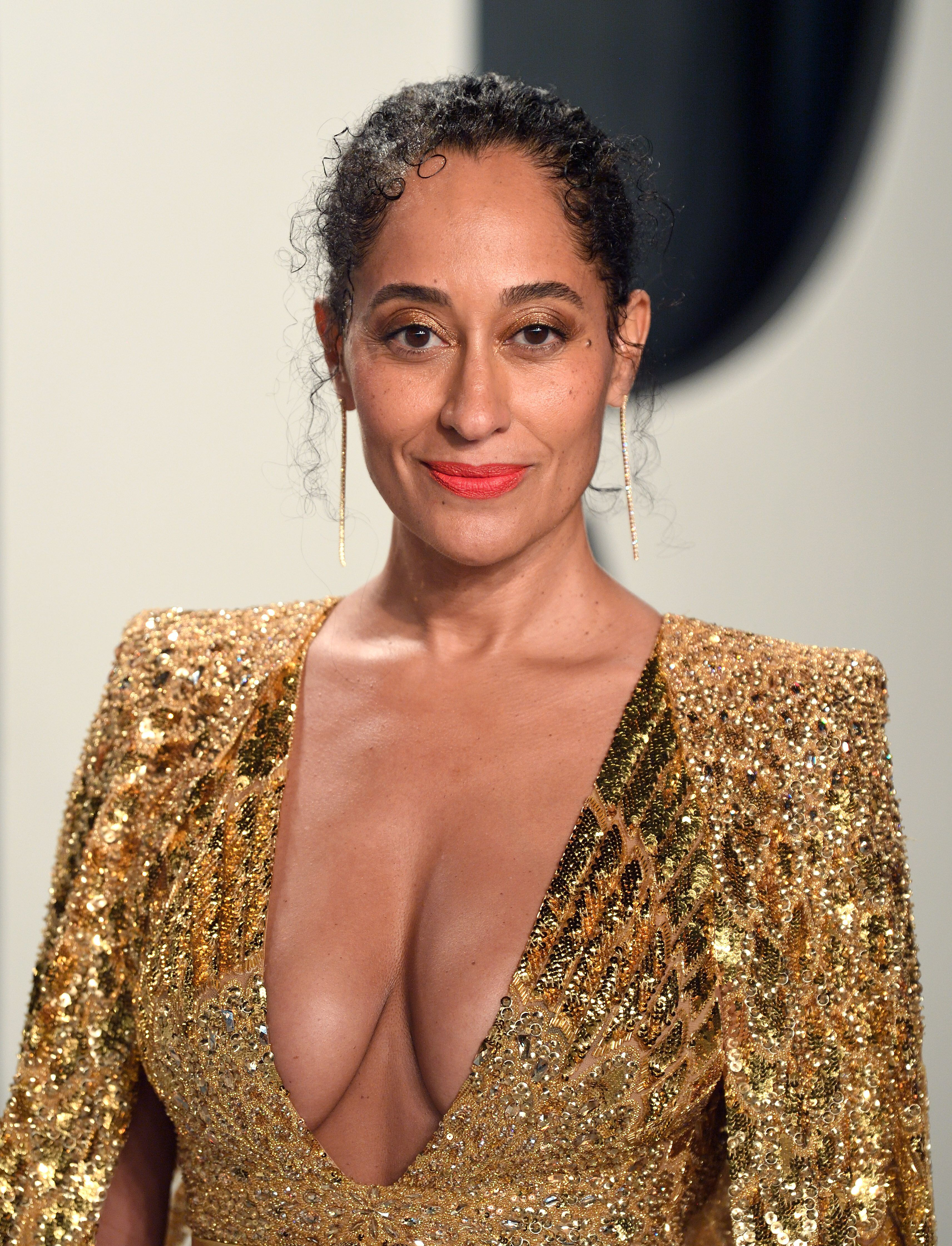 Tracee Ellis Ross Says Pursuing Singing Was 'Terrifying' As Diana Ross' Daughter