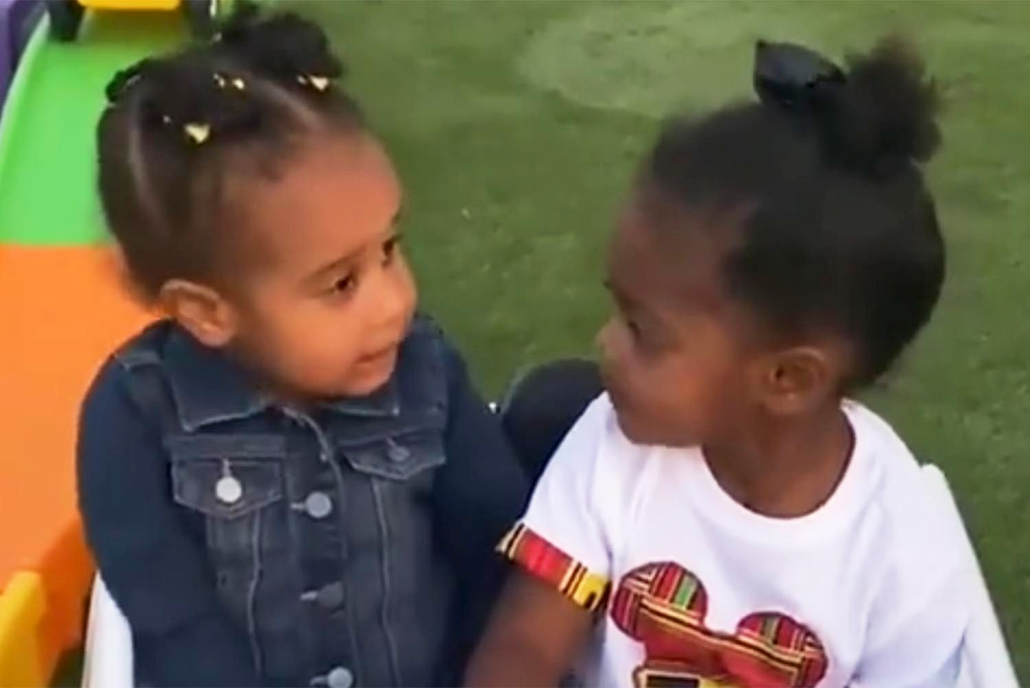 Tia Mowry's 3-Year-Old Daughter Was Hilariously Unimpressed By Her Birthday Song