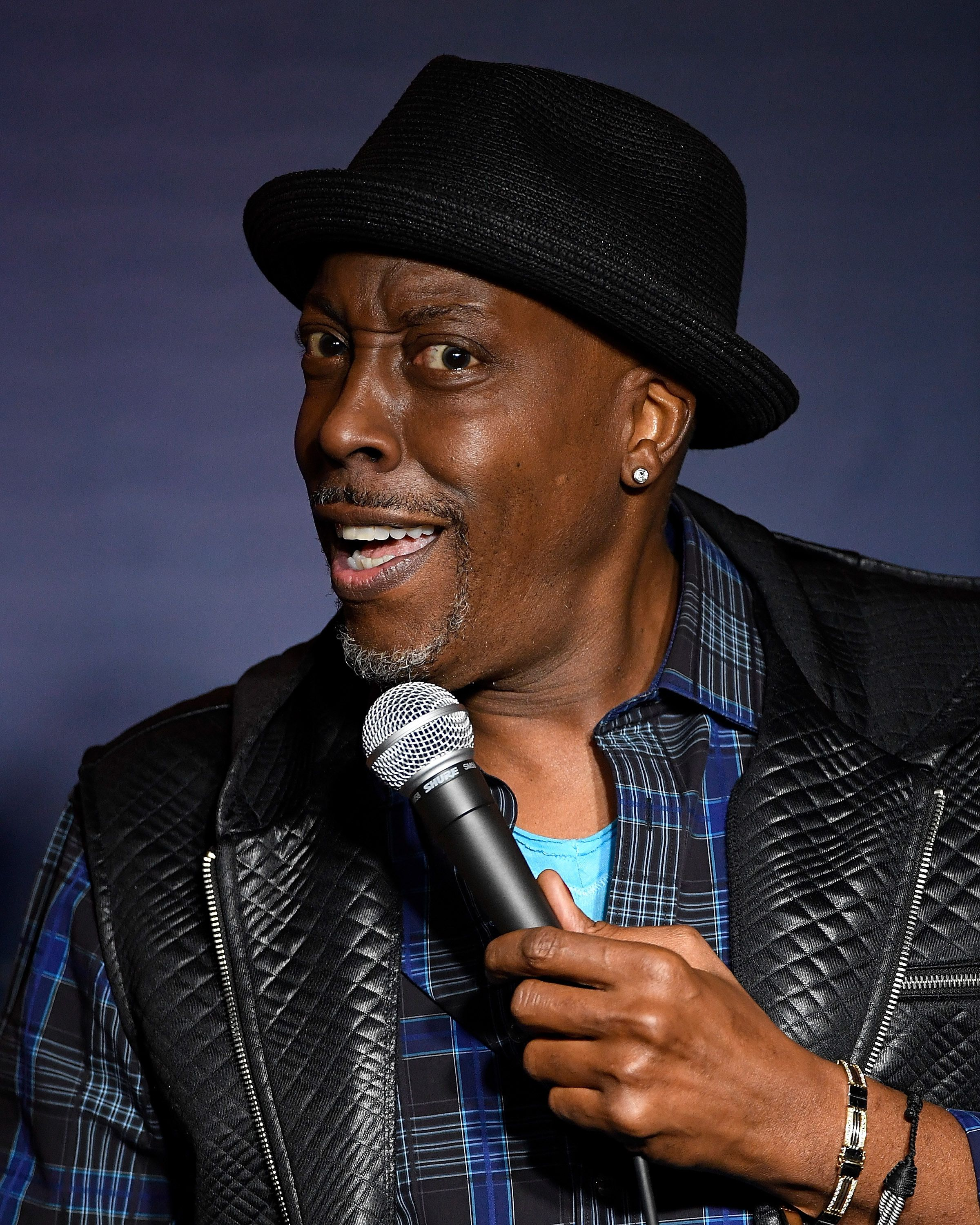 Eddie Murphy And Arsenio Hall Say They Were Forced To Hire A White Actor
