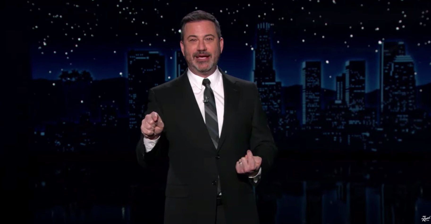 Jimmy Kimmel Names And Shames The State That Wasted $2 Million Sucking Up To Trump