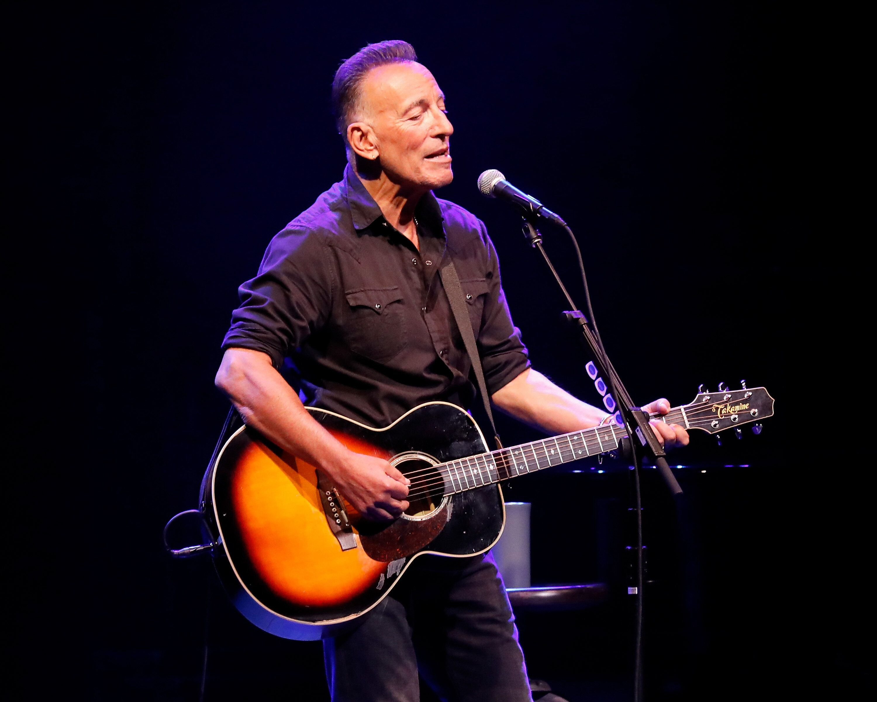 A 46-Year-Old Bruce Springsteen Mystery Over A Single Word Is Finally Solved