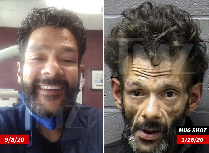 'Mighty Ducks' Star Shaun Weiss Beaming Thanks to Brand New Teeth