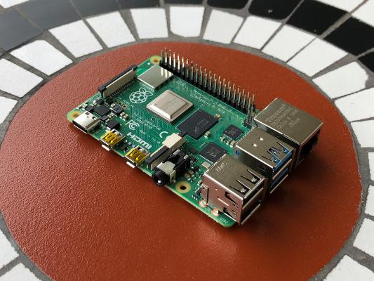 Raspberry Pi Foundation announces Raspberry Pi 4 with 8GB of RAM