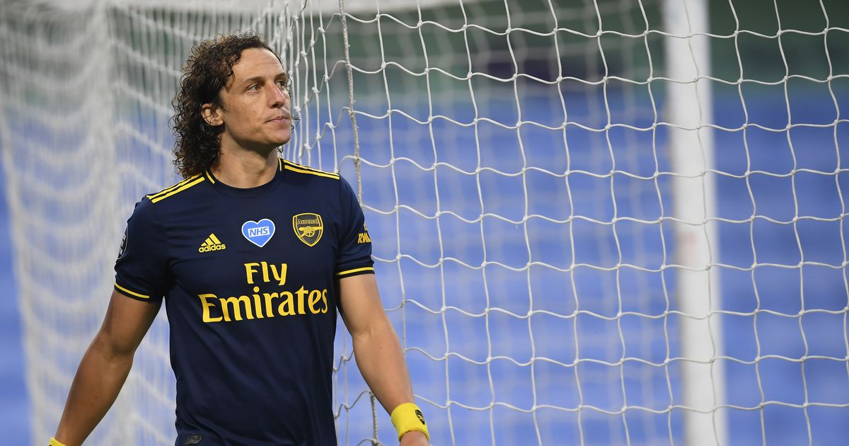David Luiz agrees to 1-year contract extension with Arsenal