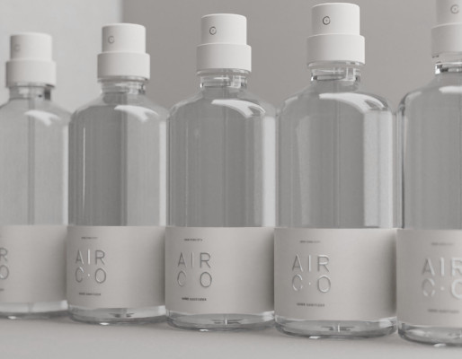 CO2-based vodka startup Air Co. fully redirects its tech to making hand sanitizer for donation