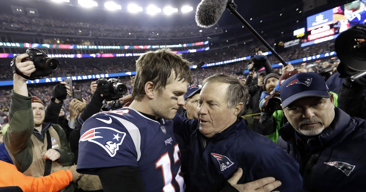 Column: Glorious era comes to a close for Brady and Patriots