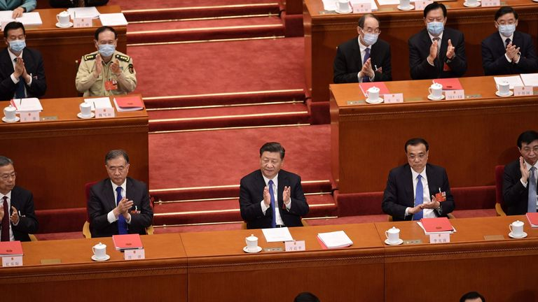 Violent clashes feared as China approves controversial Hong Kong bill