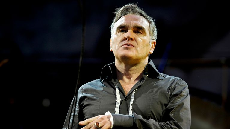 Morrissey's manager criticises The Simpsons' portrayal of star as 'hurtful and racist'