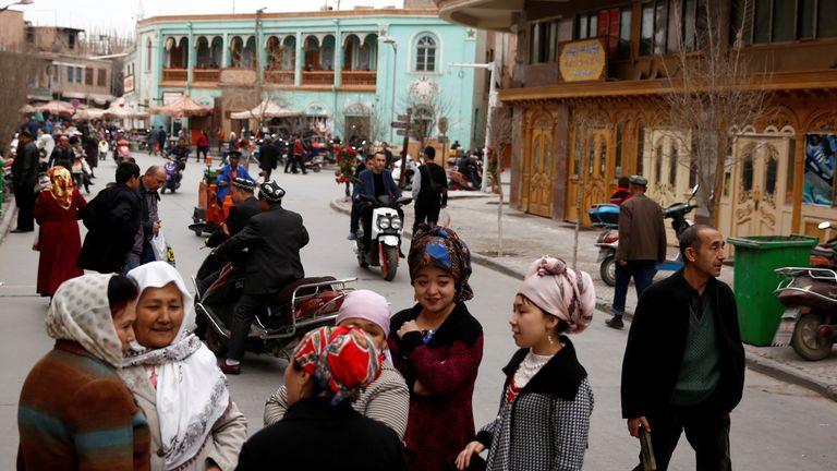 Who are the Uighur people?
